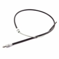 "Front Brake Cable Jeep Wrangler (1987-1990) w/ 93.5"" wheelbase; 62.0"" Long."