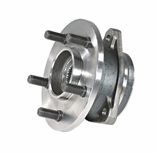 Front Brake Hub Assembly (1990-95) Model 30 Front Axle