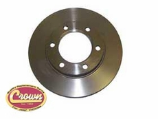 Front Brake Rotor, 1974-91 Jeep Grand Wagoneer or J-10 Pickup