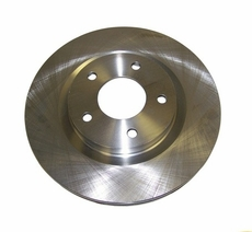 Front Brake Rotor for 2007-2010 Jeep Patriot and Compass