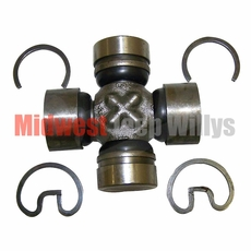Front Drive Shaft U-Joint, Small Style, Fits 1964-1971 Jeep CJ5 and CJ6 Models