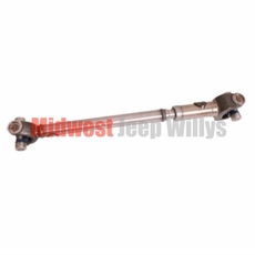 Complete Front Driveshaft, Fits 1946-1971 Willys Jeep CJ2A, CJ3A, CJ3B, CJ5 and CJ6