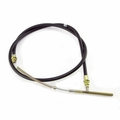 Front Emergency Brake Cable for 1972-75 Jeep CJ5