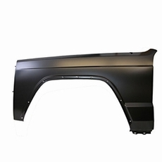 FRONT FENDER, CHEROKEE XJ, 1984-96 DRIVER SIDE