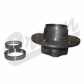 Front Hub Assembly, fits 1981-1986 Jeep CJ5, CJ7, CJ8 with 5 Bolt Hole Flange