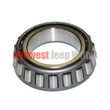 Front Hub Bearing Cone, Inner or Outer, Fits 1965-75 Jeep CJ5, CJ6 & Jeepster Commando C101 1967-1971