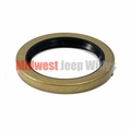 Front Hub Oil Seal, Fits 1965-76 Jeep CJ5, CJ6 & Jeepster Commando C101 1967-1971