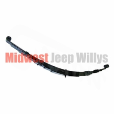 Front Leaf Spring Assembly, 7 Leafs, Fits 1952-1975 Willys Jeep CJ5, CJ6, M38A1