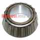 Outer Front Wheel Bearing Cone, Fits 1946-1955 2WD Willys Jeepster, Station Wagon