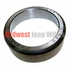 Inner Front Wheel Bearing Cup, Fits 1946-1955 2WD Willys Jeepster, Station Wagon