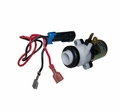 Front Windshield Washer Pump, fits 1997-01 Jeep Cherokee