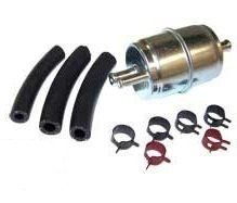 Fuel Filter, fits 1974-86 Jeep CJ with 2.5L & 4.2L Engines & 1987-90 Wrangler with 4.2L Engine