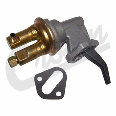 Fuel Pump for Carbureted 1987-1990 Jeep Wrangler YJ, 1984-1996 Cherokee XJ with AMC 2.5L Engine