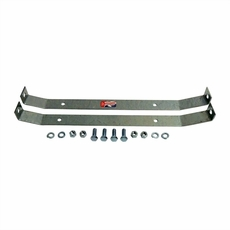 Fuel Tank Assembly Strap Kit for 1972-1990 Jeep CJ Models and Jeep Wrangler YJ with 15 Gallon Tank