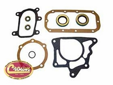 Gasket and Seal Kit, fits 1963-79 Jeep CJ, C-101 Jeepster, J-Series & Wagoneer with Dana 20 Transfer Case
