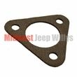 Muffler and Exhaust Pipe Flange Gasket for 1950-1966 Willys Jeep M38 and M38A1