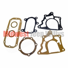 Gasket Set, fits 1941-71 Jeep & Willys with Dana Spicer 18 Transfer Case