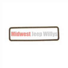 Tappet Cover Gasket for 1941-1971 Willys Jeep L-134 & F-134 4 Cylinder Engines