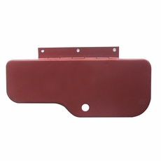 Glove compartment door assembly, 1941-45 MB & GPW  A-3835