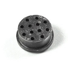 Military Trailer Plug Receptacle or Connector Plug Grommet, 7722333