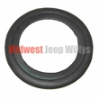 Replacement Rubber Gas Tank Filler Neck Grommet, fits 1950-1966 Willys Jeep M38 and M38A1