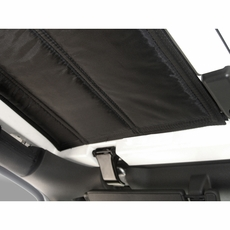 Hardtop Insulation Kit, 2-Door, 07-mid 2010 Jeep Wrangler by Rugged Ridge