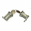 Door Lock Cylinders, 81-90 Jeep Cherokee by Omix-ADA