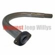 Exhaust Head Pipe fits 1945-1971 CJ2A, CJ3A, CJ3B, CJ5, CJ6 with 4 Cylinder Engine