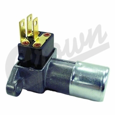 Headlamp Dimmer Floor Switch, 1972-86 Jeep CJ, 1977-86 Jeep SJ & J-Series with Floor Mounted