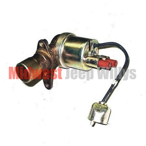 Jeep Part 649726 Headlight Foot Dimmer Switch With Steel Douglas