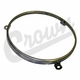 Headlight Sealed Beam Retaining Ring, fits 1976-86 Jeep CJ5, CJ7, CJ8