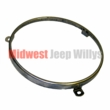 Headlight Sealed Beam Retaining Ring for 1945-75 Civilian Willys & Jeep Vehicles