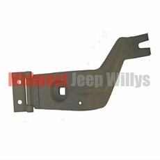 Right Side Headlight Support Bracket Assembly, 1941-1945 Willys Jeep MB, Ford GPW
