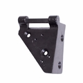 Hinge, Windshield, Lower Left, 1955-1975 CJ5, 1955-1971 CJ6