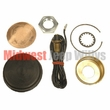 "Horn Wire & Button Kit, 2-1/4"" Fits 1963-1975 Jeep CJ5, CJ6, CJ3B, FC Models"