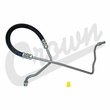 Power Steering Pressure Hose, 1972-1975 Jeep CJ Models With AMC 304 Engine� Pump To Gear