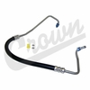 Power Steering Pressure Hose, 1980-1981 Jeep CJ Models With 4.2 (258) Engine