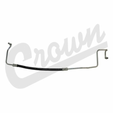 Power Steering Pressure Hose, 1982-1986 Jeep CJ Models With 4.2 (258) Engine� Pump To Gear