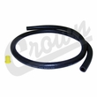 Rubber Power Steering Return Hose, 1980-1981 Jeep CJ Models With 5.0 (304) Engine, Rubber Only, no Fittings