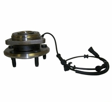 Hub and Bearing, fits 2007-13 Jeep Wrangler JK & Wrangler Unlimited JK