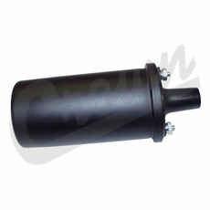 Ignition Coil for 1965-1977 Jeep CJ, Commando, Jeep SJ & J-Series with 3.8L, 4.2L, 5.0L, 5.9L Engines