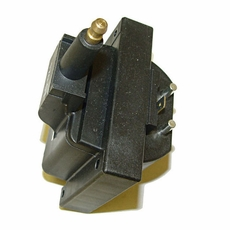 IGNITION COIL, 1987-90 4 OR 6 CYL XJ CHEROKEE WITH FUEL INJECTION