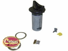 Ignition Cylinder, fits 1991-92 Jeep Wrangler YJ