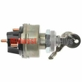 Ignition Switch With Key Start, fits 1954-1966 Models with Screw on Terminals