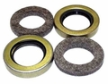 19) Transfer Case Seal Kit, fits 1963-79 Jeep CJ, C-101 Jeepster, J-Series & Wagoneer with Dana 20 Transfer Case