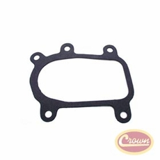 4) Front Output Bearing Cap Gasket, fits 1963-79 Jeep CJ, C-101 Jeepster, J-Series & Wagoneer with Dana 20 Transfer Case