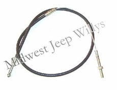 Jeep and Willys Brake Cables
