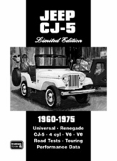 Jeep CJ-5 Limited Edition 1960-1975