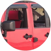 Rugged Ridge Jeep Door Accessories