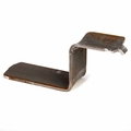 Exhaust Bracket fits 1979-86 Jeep CJ-5 and CJ-7 with 151 Cubic Inch or 258 Cubic Inch Engine